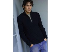 Kariban Paco Zip Neck Jumper