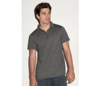 Men's Jersey 5 Button Polo