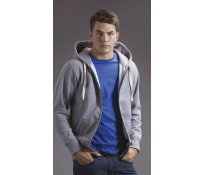 Men's Superstar Zip Through Hood