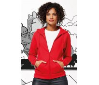 Ladies´ Zip Hood