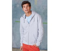 Kariban Full zip hooded sweatshi