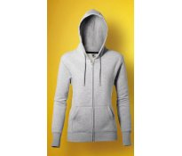 Ladies' Heavyweight Full Zip Hoo