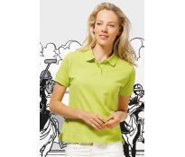 Ladies' Cotton Polo