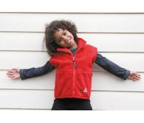 Kids' Fleece Bodywarmer
