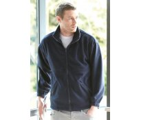 Full Zip Polar Fleece