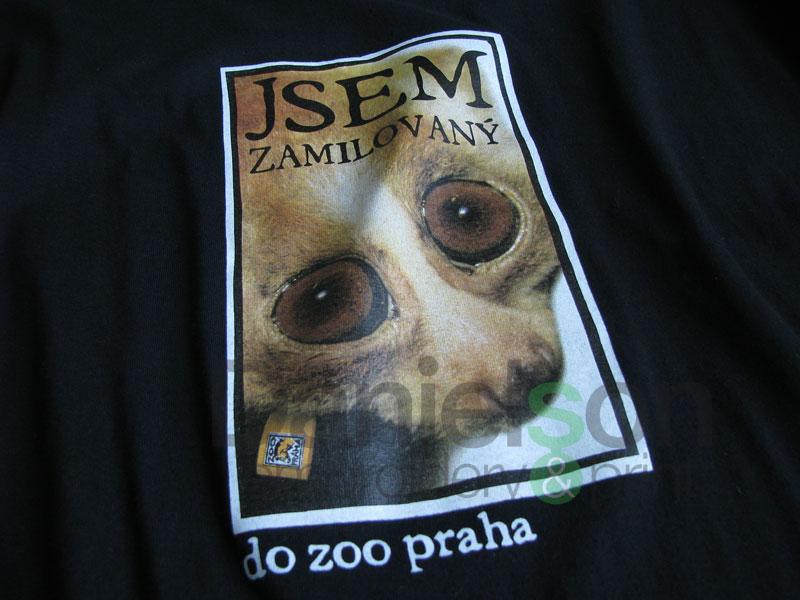 320f075b756 Přímý sítotisk na textil - Danielson - specialista na potisk triček - Praha  - kvalitní potisk triček